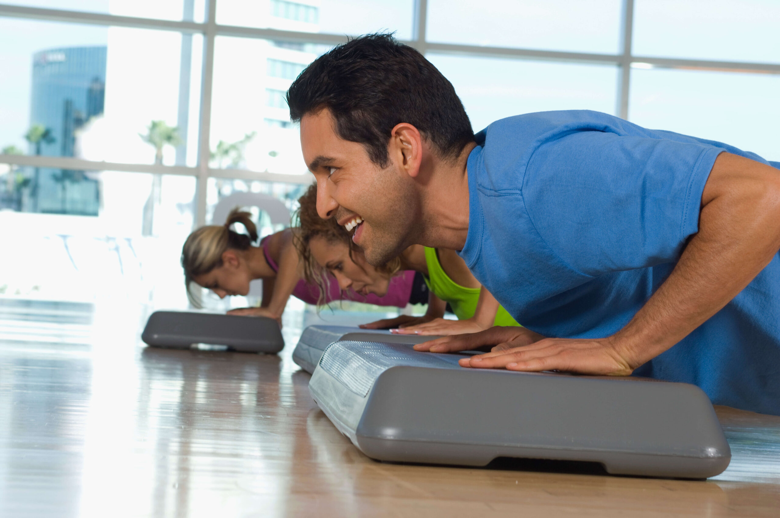 What Component of Physical Fitness Is Push-Ups